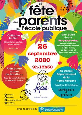 Fête de parents 2020